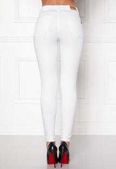 77thFLEA Miranda Push-up jeans White Bubbleroom.fi
