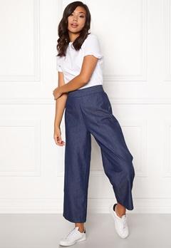 77thFLEA Yoko denim trousers Medium blue Bubbleroom.fi
