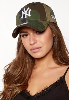 New Era 940 Camo Basic NEYYAN Woodland Camo Bubbleroom.fi