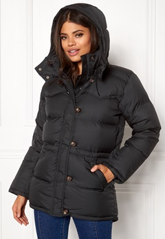 Boomerang Alexandra Down Jacket Black Bubbleroom.fi
