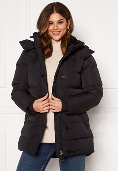 Boomerang Alextra Down Jacket Black Bubbleroom.fi