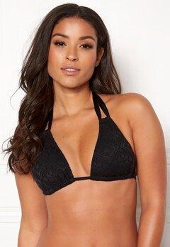 Dorina Aruba Triangle Bikini Top Black Bubbleroom.fi