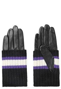 Becksöndergaard Glitsa Glove Purple Bubbleroom.fi