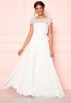 Ida Sjöstedt Belinda Wedding Dress Ivory Bubbleroom.fi