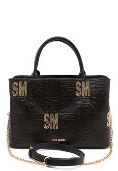 Steve Madden Bella Bag Black/Gold Bubbleroom.fi