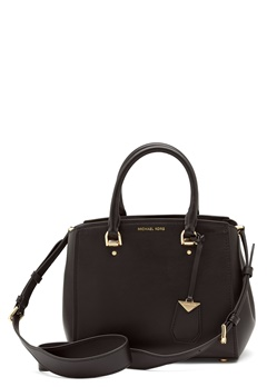 Michael Michael Kors Benning MD Messenger Black Bubbleroom.fi