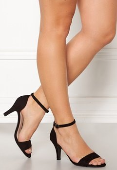 Bianco Adore Basic Sandal 101 Black Bubbleroom.fi