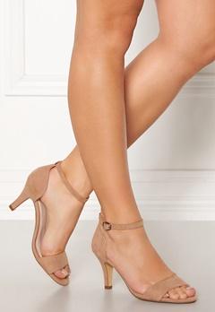 Bianco Adore Basic Sandal 271 Nougat Bubbleroom.fi