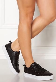 Bianco Birka Studs Sneakers 101 Black Bubbleroom.fi
