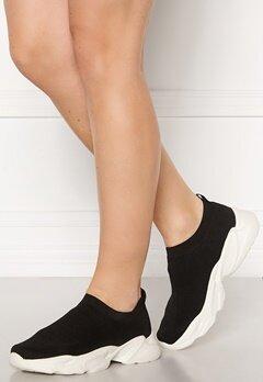 Bianco Case Knit Sneaker 104 Black Bubbleroom.fi