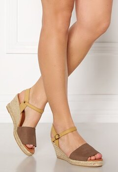 Bianco Dara Suede Espadrillo 211 Light Brown Bubbleroom.fi