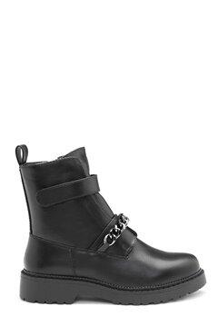 Bianco Delpha Chain Boot 100 Black bubbleroom.fi