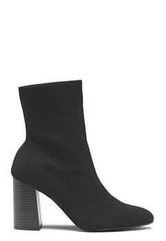 Bianco Ellie Knit Boot 104 Black 4 Bubbleroom.fi