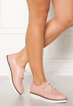 Bianco Laced Up Shoe 46 Rose Bubbleroom.fi