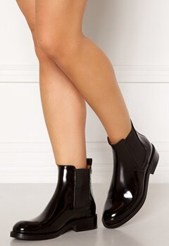 Billi Bi Chelsea Leather Boots Black Polido 900 Bubbleroom.fi
