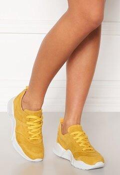 Billi Bi Chunky Sneakers Yellow 1795 Suede 55 Bubbleroom.fi