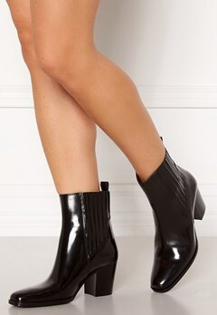 Billi Bi Leather Boots 900 Black Bubbleroom.fi