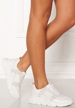 Billi Bi Leather Shoes 793 White Bubbleroom.fi