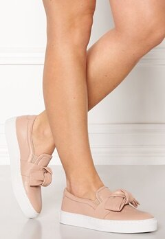 Billi Bi Leather Sneaker Nude Bubbleroom.fi