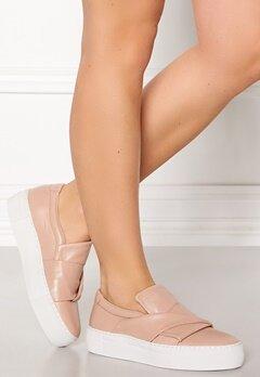 Billi Bi Leather Sneaker Nude Bubbleroom.fi