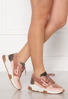 Billi Bi Sneakers Nude/Army comb. 857 Bubbleroom.fi