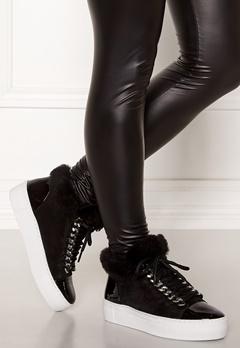 Billi Bi Suede Shoes Black/Black Bubbleroom.fi