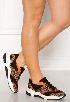 Billi Bi Suede Sneakers Leo/Orange Bubbleroom.fi