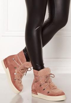 Billi Bi Tomcat Suede Shoes Rose Bubbleroom.fi