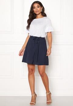 VERO MODA Boca NW Short Skirt Navy Blazer Bubbleroom.fi