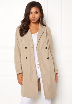Boomerang Alba Coat Feather Beige Bubbleroom.fi