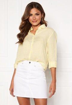 Boomerang Lina Linen Shirt Soft Sunshine Bubbleroom.fi