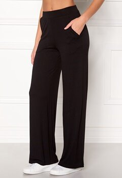 BUBBLEROOM Alanya trousers Black Bubbleroom.fi