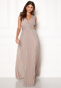 BUBBLEROOM Amalfi evening dress Champagne Bubbleroom.fi