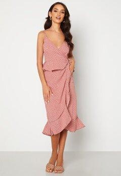 BUBBLEROOM Analisa dress Pink / White / Dotted Bubbleroom.fi