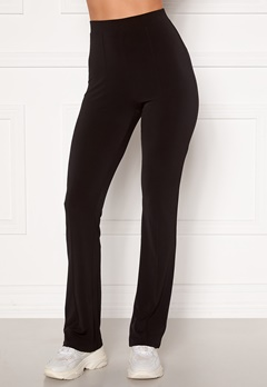BUBBLEROOM Ari comfy suit trousers  Black Bubbleroom.fi