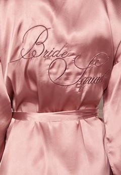 BUBBLEROOM Aylin Robe Dusty pink Bubbleroom.fi