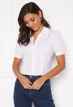 BUBBLEROOM Belinda shirt blouse White Bubbleroom.fi