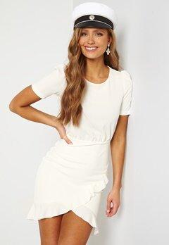 BUBBLEROOM Belle Dress White Bubbleroom.fi
