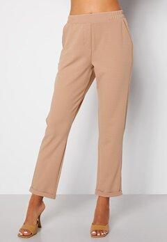 BUBBLEROOM Bonita soft suit pant Light nougat Bubbleroom.fi