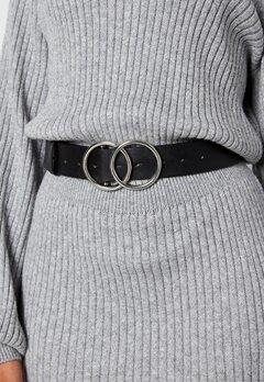 BUBBLEROOM Bree belt Black / Silver bubbleroom.fi