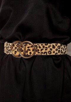 BUBBLEROOM Bree belt Leopard Bubbleroom.fi