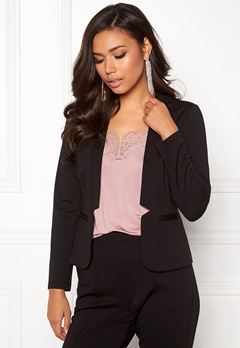 BUBBLEROOM Brienne blazer Black Bubbleroom.fi