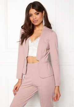 BUBBLEROOM Brienne blazer Dusty pink Bubbleroom.fi