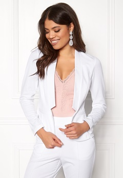 BUBBLEROOM Brienne blazer White Bubbleroom.fi