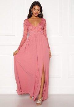 BUBBLEROOM Caprice prom dress  Pink Bubbleroom.fi