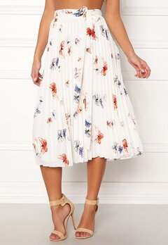 BUBBLEROOM Carolina Gynning Butterfly skirt White / Patterned Bubbleroom.fi