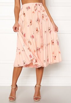 BUBBLEROOM Carolina Gynning Butterfly skirt Light pink / Patterned Bubbleroom.fi