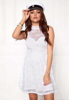 BUBBLEROOM Cleo lace dress White Bubbleroom.fi