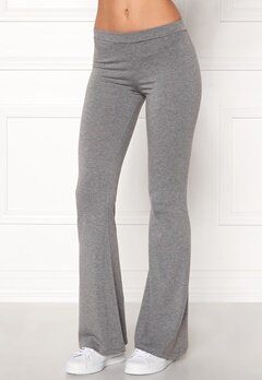 BUBBLEROOM Cozensa trousers Dark grey melange Bubbleroom.fi