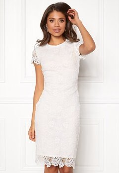 BUBBLEROOM Flora lace dress White Bubbleroom.fi